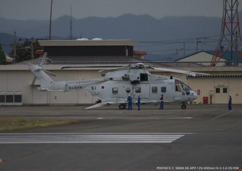 新型掃海輸送ヘリ MCH-101
