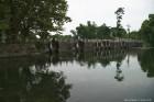 酒津池の配水樋門