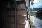 樋にも梅の彫り物