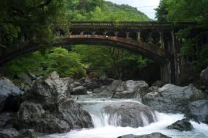 立派なコンクリートアーチ 土木学会選奨土木遺産