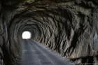 浜之浦隧道 岩むき出しのええ感じです!