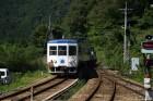 三段式スイッチバック式の出雲坂根駅