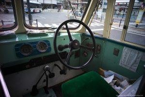運転席シンプル