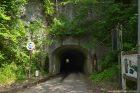 羽山第一隧道 大正8年 高さ制限 2,5m